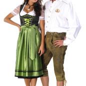 Oktoberfest Lederhosen outfits