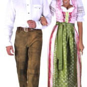 The history behind lederhosen and dirndls