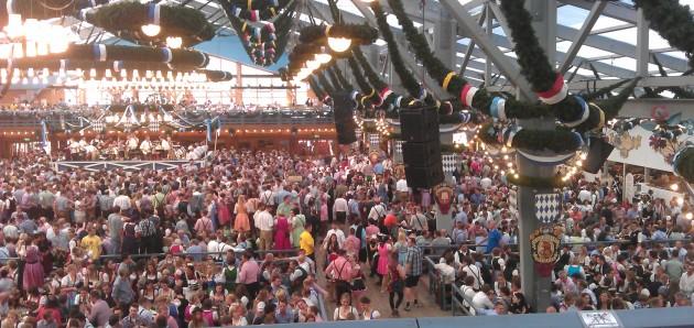 Last-minute Oktoberfest for spontaneous types