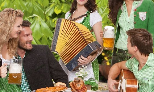 Our round-up of Oktoberfest events in North America