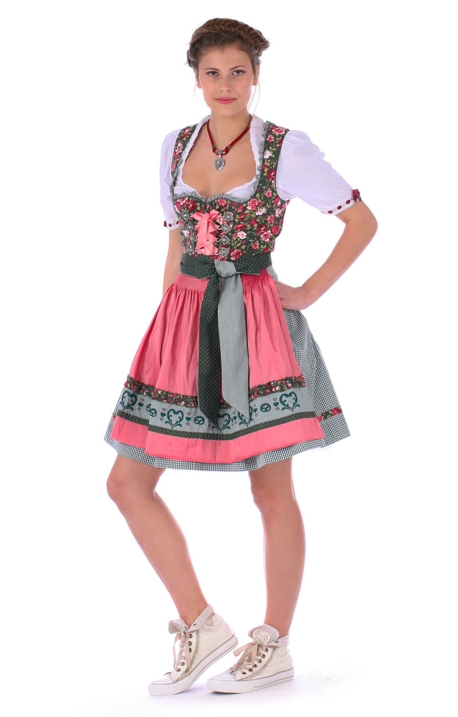 bavarian styles for hot summer days oktoberfest dirndl. Black Bedroom Furniture Sets. Home Design Ideas